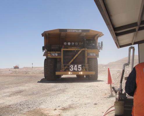 automatiseren van brandstof tanken voor trucks