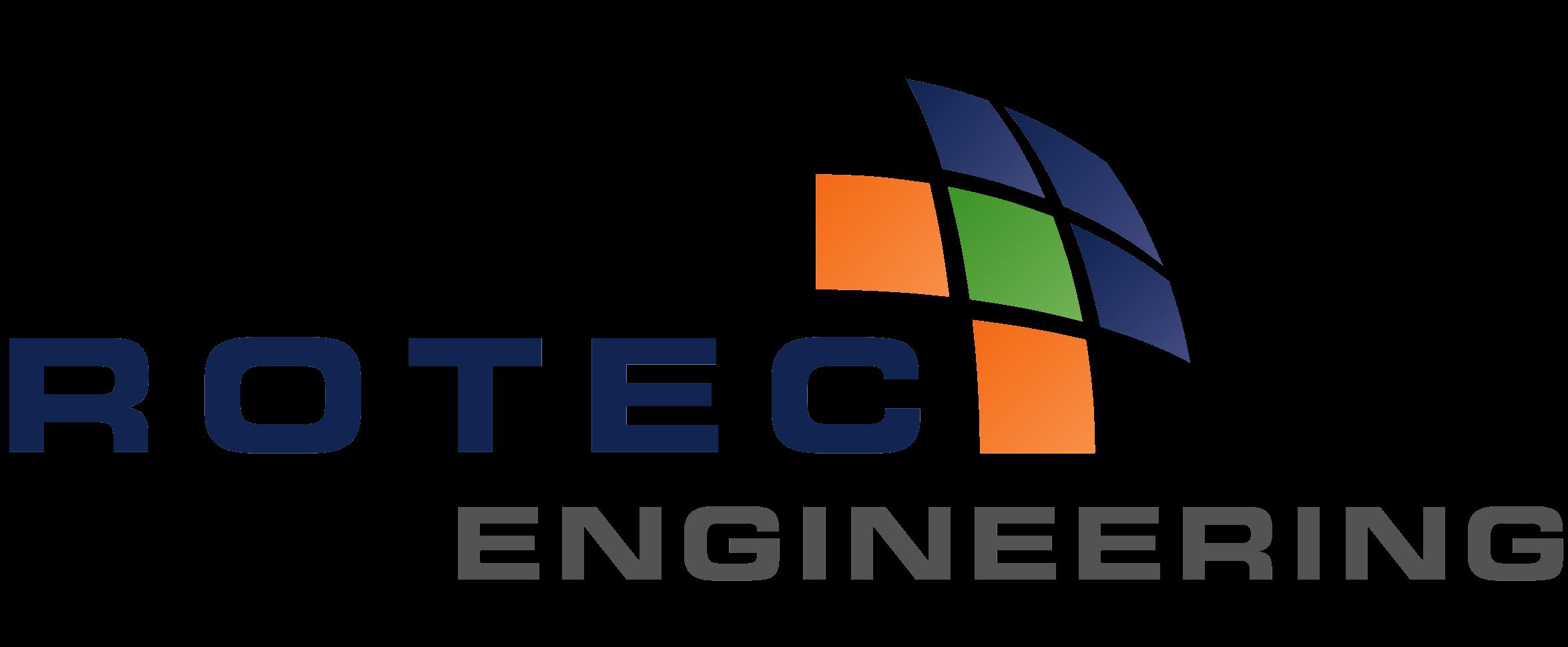 Rotec engineering big logo