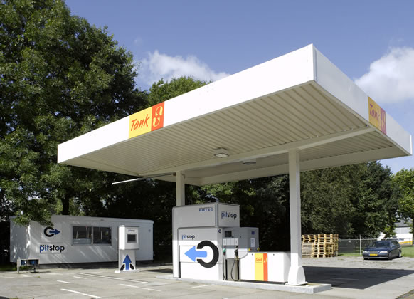 Autofuel station