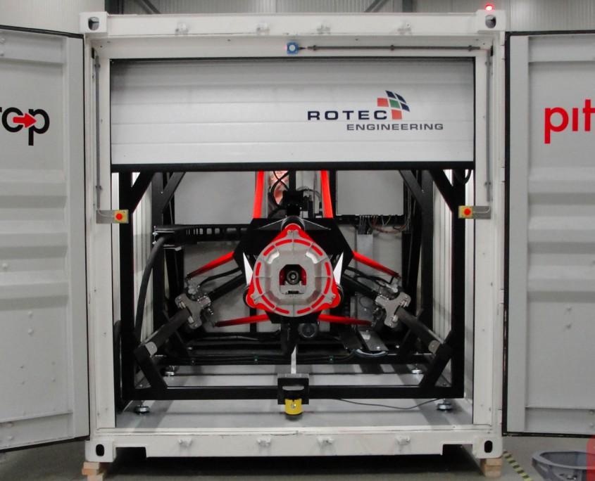 Robotic Fuelling System RFS